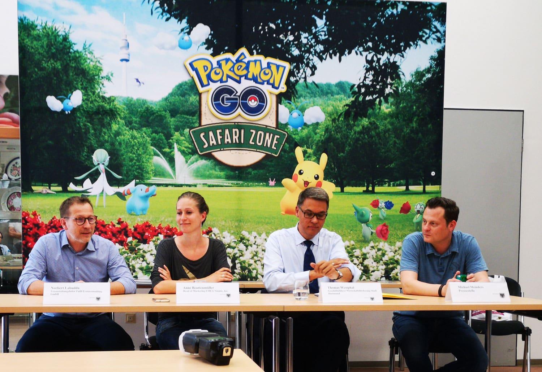 Pokémon Go: Safari Zone Dortmund mit mehr Details - VRPlayground