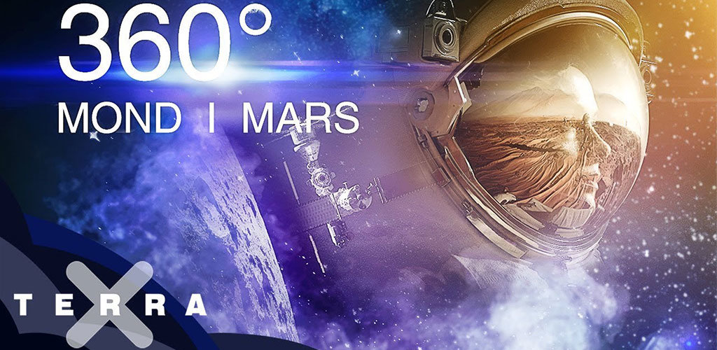 Mars Reise